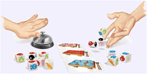 jeu de cuisine sushi sushi dice jeu de société chez jeux de nim