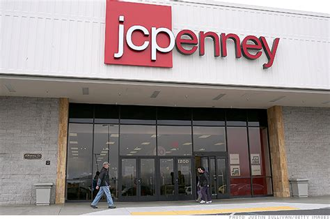 jc penney taps credit    financing