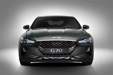GENESIS G70 specs & photos - 2017, 2018, 2019, 2020, 2021 ...