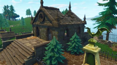 haunted hills fortnite wiki