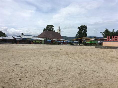 pantai lumban bul bul balige indonesia review