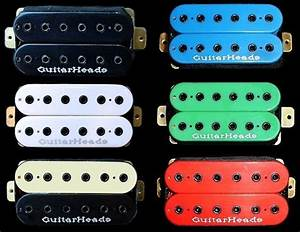Guitarheads Pickups