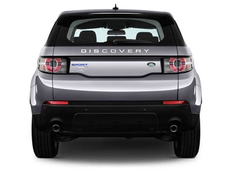 range rover back 2016 image 2016 land rover discovery sport awd 4 door hse lux