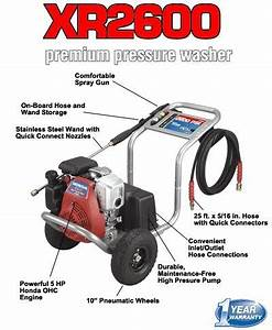Troy Bilt Pressure Washer  Picking Electric Stress Washer