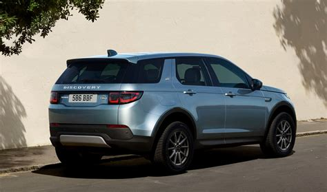 2020 Land Rover Sport by 2020 Land Rover Discovery Sport Gets Mild Hybrid System