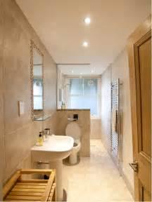 narrow bathroom ideas uk narrow bathroom home design ideas renovations photos