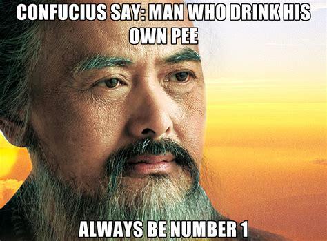 Confucius Say Meme - funny confucius memes weneedfun