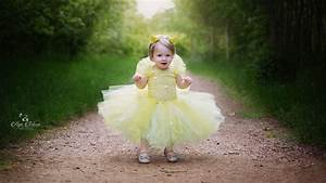 Cute Baby Girl with Yellow Frok Wallpaper - 3840x2160 ...