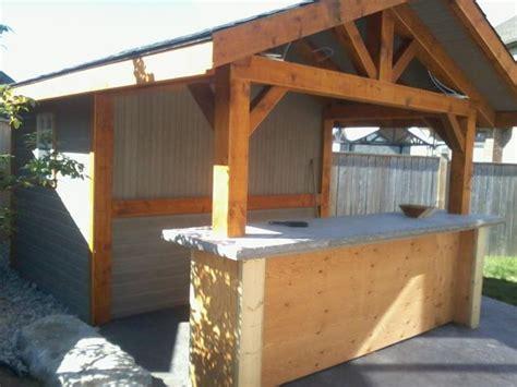 timber frame designspine pool cabanapine pool bars