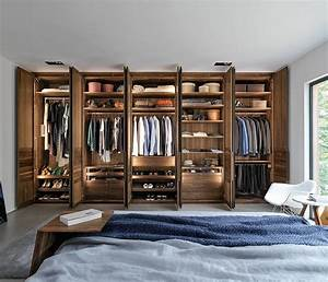 Luxury solid wood wardrobe interiors bedroom furniture for Best wardrobe interiors