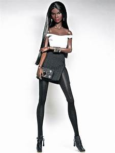 714 Best Images About Fashion Royalty On Pinterest Black