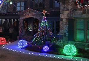 Outdoor, Christmas, Yard, Decorating, Ideas