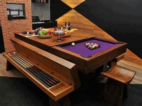 Kitchen Pool Table  Crazy Diy Crafts  Pinterest