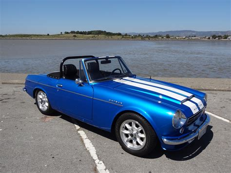 Datsun Roadster For Sale by Z Car 187 Post Topic 187 1968 Datsun 2000 Roadster For Sale
