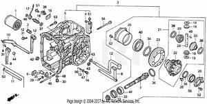 Honda H6522 A4h Compact Tractor  Jpn  Vin  Tzad