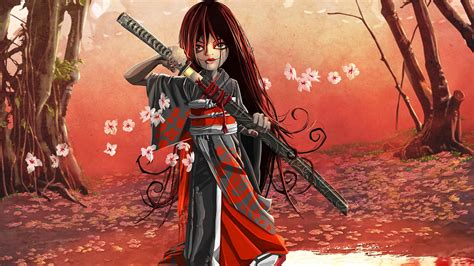 Samurai Anime Wallpaper - anime samurai wallpaper 183