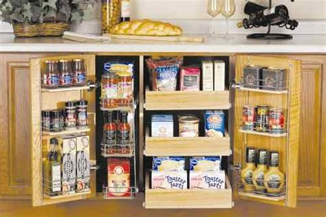 kitchen cabinet organizers organizing solutions