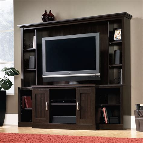 Kitchen Living Room Divider Ideas - sauder select entertainment center 403932 sauder