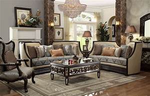 Luxurious living room furniture smileydotus for Upscale living room furniture