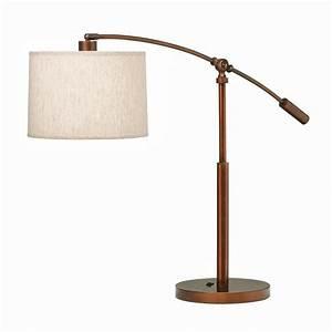 Floor lamps best floor lamp for reading in bed best for Rustic floor reading lamp