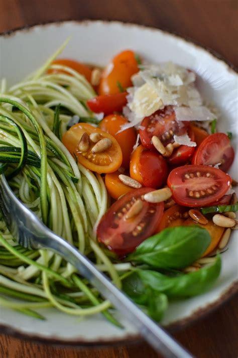 cuisiner courgette spaghetti les 25 meilleures idées de la catégorie spaghetti sur