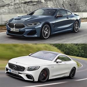 Mercedes S Coupe : photo comparison bmw m850i vs mercedes amg s63 coupe ~ Melissatoandfro.com Idées de Décoration