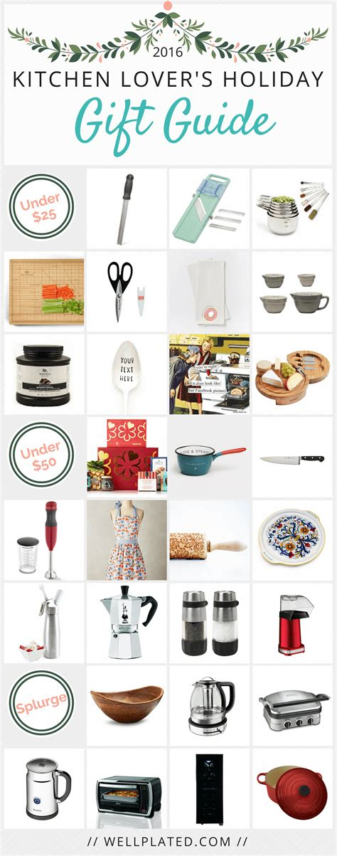 kitchen lover s holiday gift guide 2016 well plated by erin