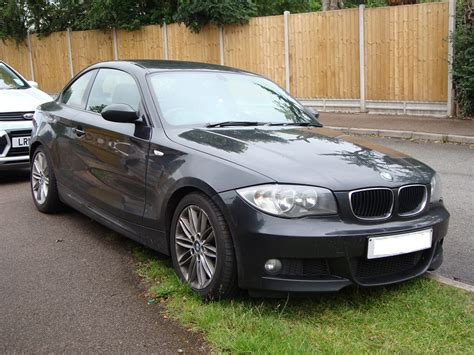 bmw 120d coupé view of bmw 120d coupe photos features and tuning bestautophoto