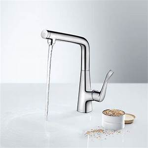 Hansgrohe Metris Select : kitchen design transform your kitchen hansgrohe uk ~ Watch28wear.com Haus und Dekorationen