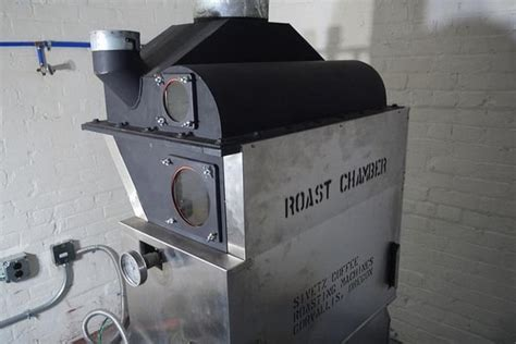 fluid bed coffee roaster magic beans uses a sivetz fluid bed roaster which roasts