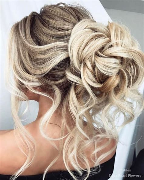 wedding hairstyles  long hair pictures