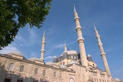 Mosque Selimiye Edirne Turkey Mosques Than