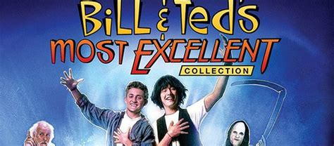 Bill And Ted's Most Excellent Collection  A Nonheinous