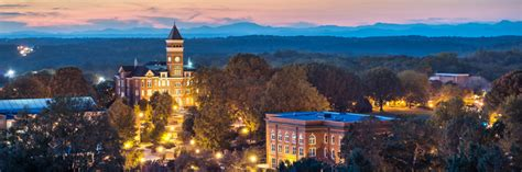 faculty openings clemson university south carolina