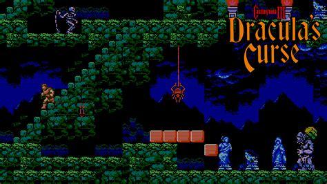 castlevania iii draculas curse details launchbox games