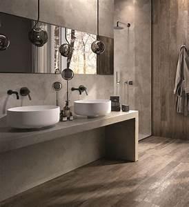 Bad Mit Holzfliesen : die besten 25 holzfliesen badezimmer ideen auf pinterest holzboden badezimmer ideen ~ Bigdaddyawards.com Haus und Dekorationen
