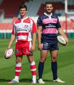 New Gloucester Rugby Shirts 2013/14- KooGa Gloucester Kit ...