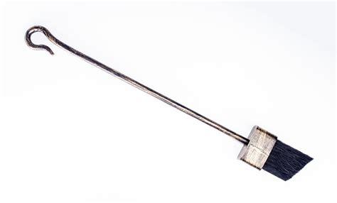 Fireplace Tools Vintage Forged Iron Hansa