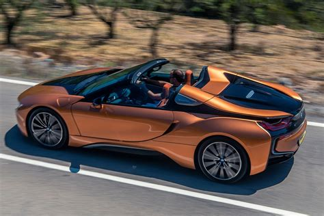 I8 Roadster Image by Bmw I8 Roadster Review 2019 Parkers