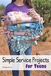 Simple Service Projects for Teens to Try Today ...