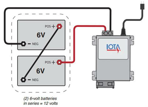 series parallel battery connection and charging