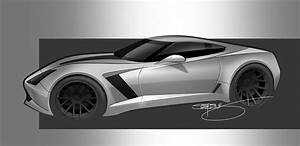 C8 Corvette Designer Car Sketches Page 2 Scottdesigner