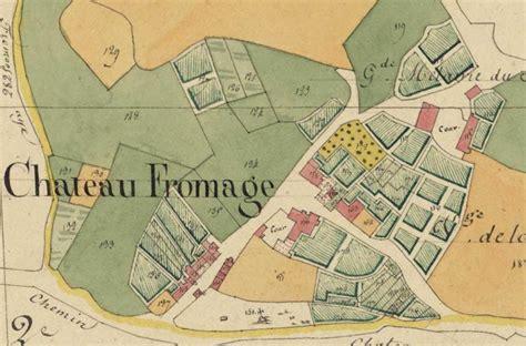 bureau du cadastre les plans du cadastre napoléonien des histoires de