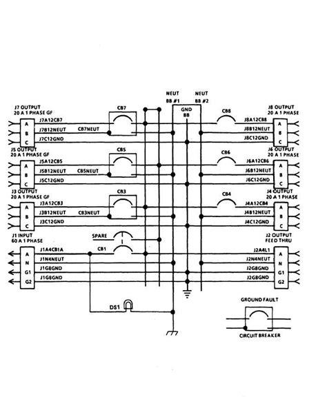 figure 4 4 m60 distribution center wiring diagram