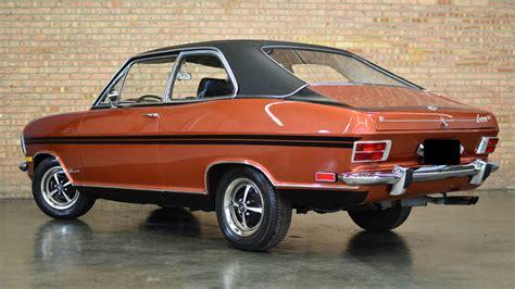 1969 Opel Kadett by 1969 Opel Kadett G142 1 Indy 2016
