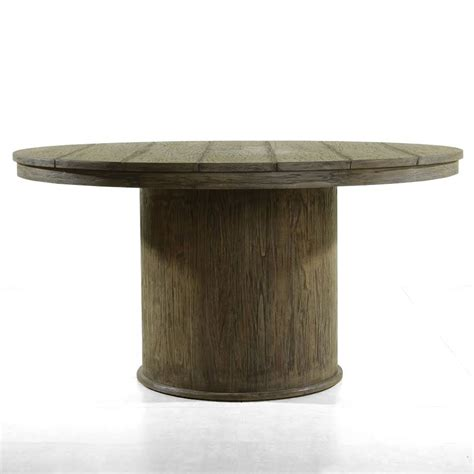 furniture best reclaimed wood round dining choices