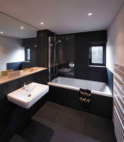Siyah Banyo Modelleri   Dekorasyon ve Dekorasyon Haberleri