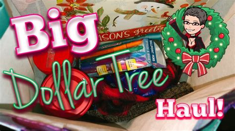 dollar tree christmas haul 2018 big dollar tree haul bingo prizes decor new finds october 2018