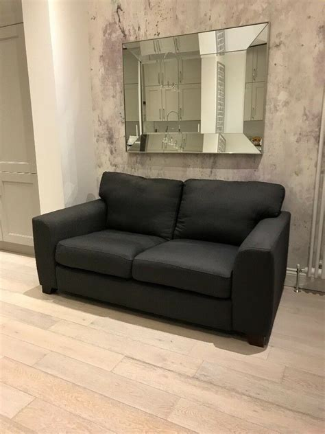 Sofa Heals by Heals Sofa Charcoal In Kingston Gumtree