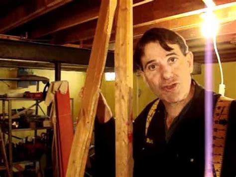 How To Raise Sagging Floors  Mr Hardware Youtube